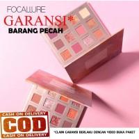 (Bekasi) Focallure 16 colour sunrise eyeshadow palette