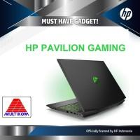 HP Gaming Pavilion 15 dk0042tx I7 RAM 8GB HD 1TB 256GB SSD GTX1650 4GB