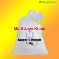 Kaporit Bubuk/Chlorine 60% 1Kg Ex Lokal Tjiwi