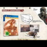 PS4 Syberia 3 Limited Edition