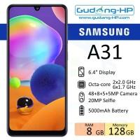 Samsung Galaxy A31 8/128 GB Garansi Resmi SEIN