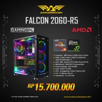 Armaggeddon PC Gaming FALCON 2060-R5 / 16GB DDR4 / SSD 256GB / SSD 512