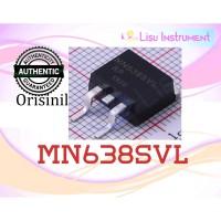 Original MN638SVL NPN Darlington 10A 450V Power Transistor TO-263