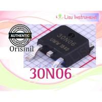 ORIGINAL UMW30N06 30N06 N-Channel 60V 25A TO-252 Youtai Semiconductor
