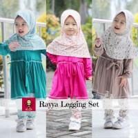 Rayya Legging Set - Baju Muslim Anak - eLbi