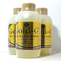 Jelly Gamat Gold G Sea Cucumber isi 500 ml