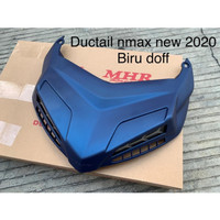 Ducktail Cover Tutup Atas Lampu Stop MHR New Nmax 2020