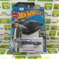 Hot Wheels Ion Motor Thresher Fast & Furious Spy Racers