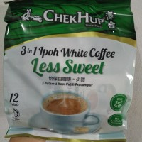 Chekhup 3 in 1 ipoh white coffee less sweet