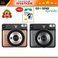 Fujifilm Kamera Instax Square SQ6 Hybrid Camera Instant SQ 6 Original