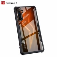 Realme 6 Hard Case Armor Bumber TransParant
