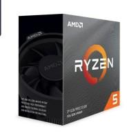 Processor AMD Ryzen 5 3600 2nd Gen [ Socket AM4 ]