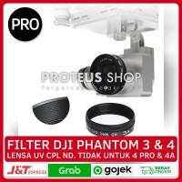 ✅ FILTER UV CPL ND PL DJI PHANTOM 3 4