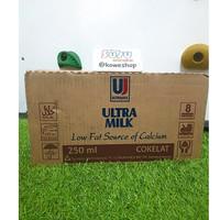 Ultra Milk UHT Low Fat 250ml (24pcs)