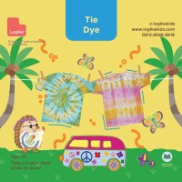 Mainan Edukasi Anak - Tie Dye