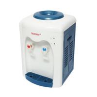 dispenser trisonic panas dan normal