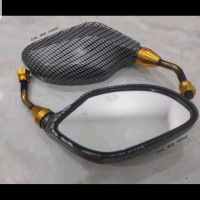 Spion click HMA carbon karbon two tone Vario 125 150 Nmax Lexi PCX dll