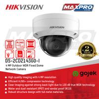 IP CAMERA HIKVISION DS-2CD2143G0-I