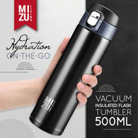 MIZU LIVING Thermos Botol Minum Tumbler Stainless Steel 500ml BPA-Free