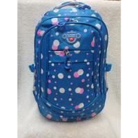 Ransel backpack Polo Power Import. Ada saku laptop. Darena bags Bandun