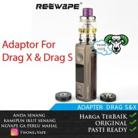 Adaptor 510 For Drag X | Adapter 510 For Drag S 100% Authentic