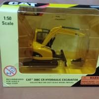 mobil diecast CAT 308 C CR hydraulic excavator