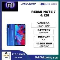 XIAOMI REDMI NOTE 7 4/128 4GB RAM 128GB ROM GARANSI RESMI