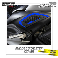 Hayaidesu XMAX Middle Side Step Body Protector Cover