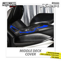 Hayaidesu XMAX Middle Deck Body Protector Cover