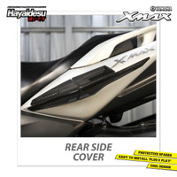 Hayaidesu XMAX Rear Side Body Protector Cover