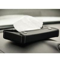 Tempat Tissue Mobil/Tempat Tissue Ruangan Warna Hitam