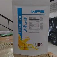 mass gainer 2 lbs wps nutrition gainer rasa banana mass terbaik
