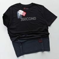KAOS REPLIKA 3SECOND ORI / T-SHIRT REPLIKA TREESECOND / 3SECOND ORI
