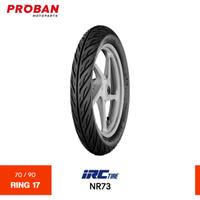 Ban Motor IRC TT NR73 70/90 Ring 17 Tubetype