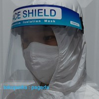 Face Shield Masker Pelindung Wajah Anti Virus /Droplet i-Protect MURAH