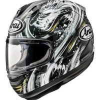 Helm Full Face Arai RX7X Ryuichi Kiyonari SNELL SNI Made In Japan