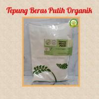 Tepung Beras Putih Organik - Lingkar Organik 500 g MPASI