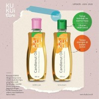Minyak Kemiri KuKui (Candlenut Oil Hair Treatment)