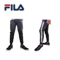 Celana Training FILA Jogger Grade Ori / Training Jogger FILA