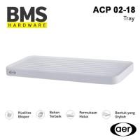 AER Tempat Peralatan Aksesoris Kamar Mandi Rak Kecil Mini ACP 02-18