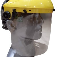Kedok Las / Faceshield Visor Holder safe-t