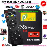 Android TV BOX NEW MXQ Pro 4K Ultra HD Original Smart TV Box