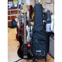 Squier Classic Vibe 60s Jazz Bass Guitar Laurel FB Black Original