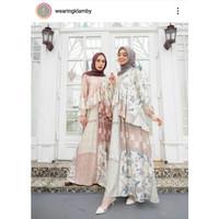 HijabersTex 1/2 Meter Kain NEW MAXMARA Wearing Klamby Referensi