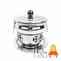 Panci Shabu / Suki Personal 15 cm Kuah Hotpot / Hot Pot