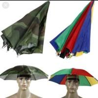 payung topi / umbrella hat