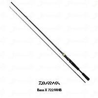 Joran Bait Casting Daiwa BASS-X 722MHB