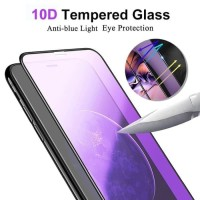 ANTI BLUELIGHT TEMPERED GLASS 10D FULL COVER FOR OPPO A31 A7 F3 F15 - OPPO A31