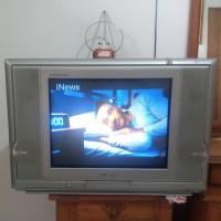 Televisi TV Tivi Tabung Sharp Alexander 21 Inch Bagus