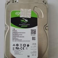 "Harddisk Seagate Internal PC 1TB HDD SATA 3.5"" Garansi 1 tahun"